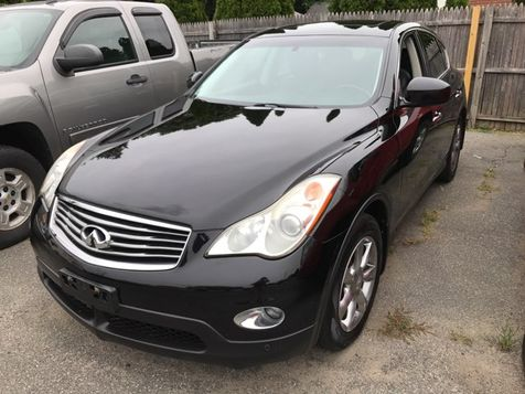 2008 Infiniti EX35  Leather AWD in West Springfield, MA