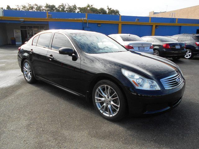 2008 INFINITI G35 Journey Limited warranty included to assure your worry-free purchase AutoCheck