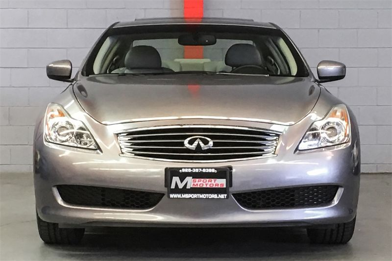 2008 Infiniti G37 Journey  city CA  M Sport Motors  in Walnut Creek, CA