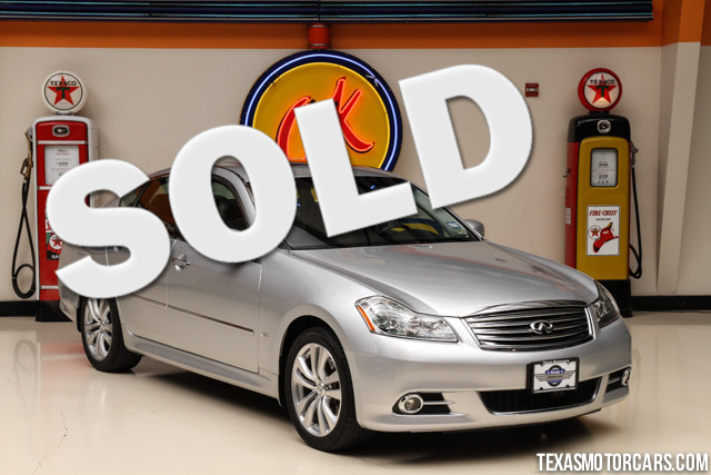 2008 Infiniti M35 This Carfax 1-Owner accident-free 2008 Infiniti M35 is in excellent condition wi