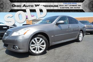 2008 Infiniti M35 AWD Navigation Sunroof V6 We Finance | Canton, Ohio | Ohio Auto Warehouse LLC in  Ohio