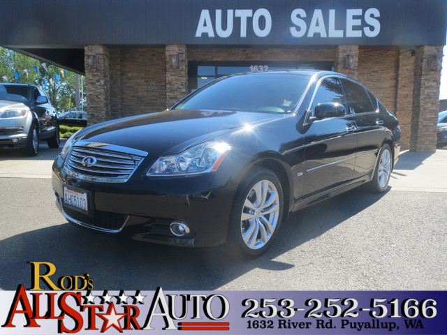 2008 Infiniti M35 The CARFAX Buy Back Guarantee that comes with this vehicle means that you can bu
