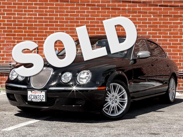 2008 Jaguar S-TYPE 3.0 Burbank, CA 0