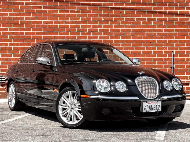 2008 Jaguar S-TYPE 3.0 Burbank, CA 2