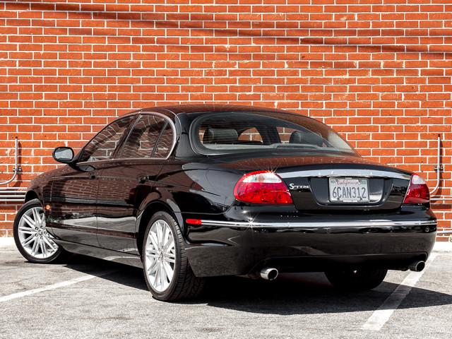 2008 Jaguar S-TYPE 3.0 Burbank, CA 3