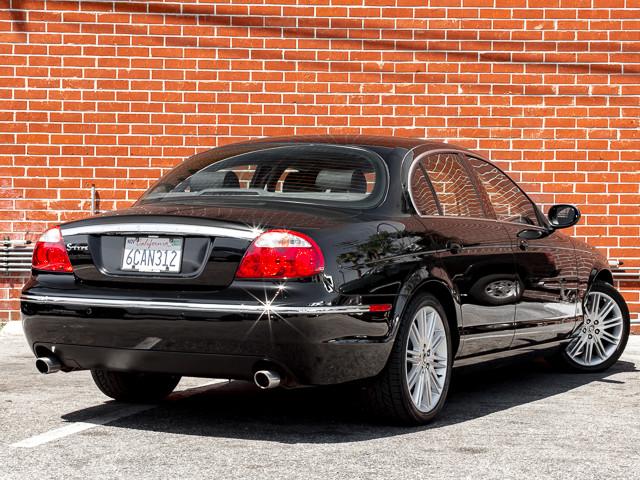 2008 Jaguar S-TYPE 3.0 Burbank, CA 5