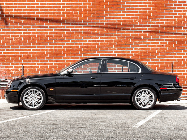 2008 Jaguar S-TYPE 3.0 Burbank, CA 7