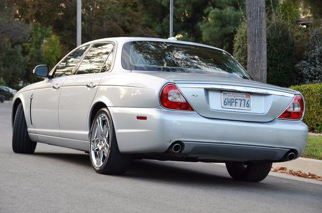 2008 Jaguar XJ XJ8 L Reseda, CA 3
