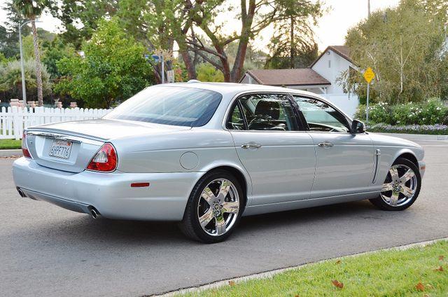 2008 Jaguar XJ XJ8 L Reseda, CA 4
