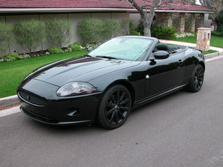 2008 Jaguar XK Convertible  Full Warranty 19K MilesSuper Clean  city California  Auto Fitness Class Benz  in , California