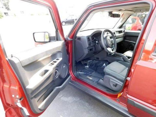 2008 Jeep Commander Sport Ephrata, PA 10
