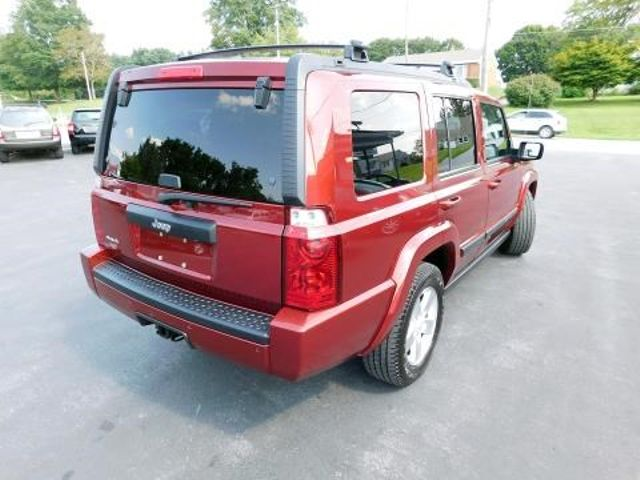2008 Jeep Commander Sport Ephrata, PA 3