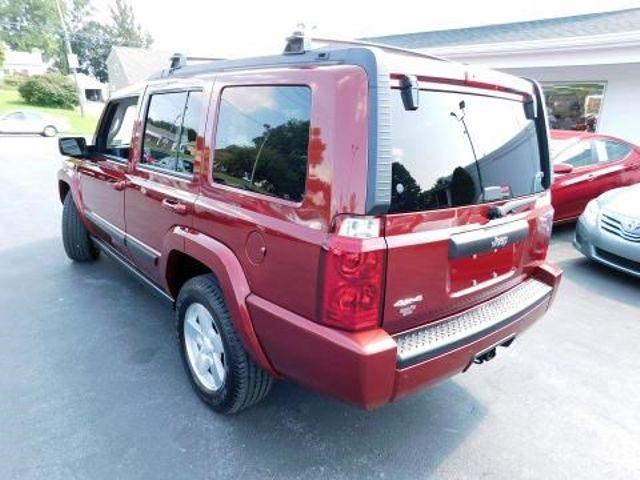 2008 Jeep Commander Sport Ephrata, PA 5