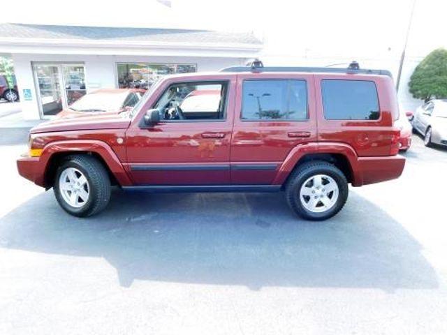 2008 Jeep Commander Sport Ephrata, PA 6