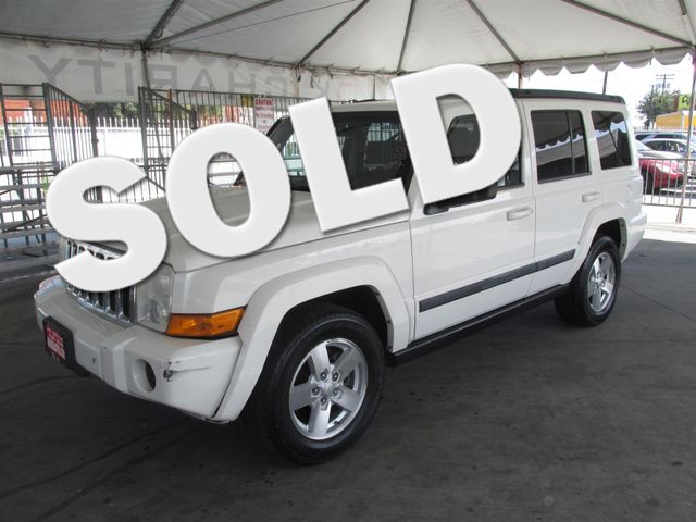 2008 Jeep Commander Sport Please call or e-mail to check availability All of our vehicles are a