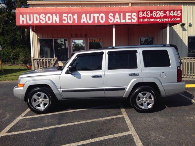 2008 Jeep Commander Sport | Myrtle Beach, South Carolina | Hudson Auto Sales in Myrtle Beach South Carolina