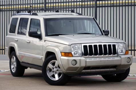 2008 Jeep Commander Limited* NAV* 4x4* 3rd Row* BU Camera* Sunroof* HEMI* EZ Finance** | Plano, TX | Carrick's Autos in Plano, TX