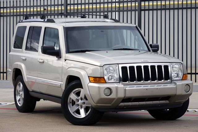2008 Jeep Commander Limited* NAV* 4x4* 3rd Row* BU Camera* Sunroof* HEMI* EZ Finance** | Plano, TX | Carrick's Autos in Plano TX