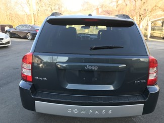 2008 Jeep Compass Limited Knoxville , Tennessee 41
