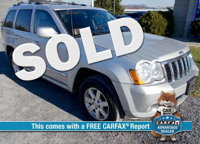 2008 Jeep Grand Cherokee Overland | Harrisonburg, VA | Armstrong's Auto Sales in Harrisonburg VA