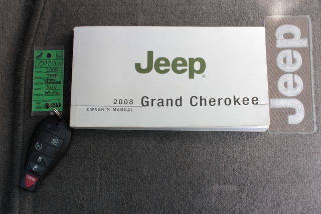 2008 Jeep Grand Cherokee Limited - Sunroof- Nav Mooresville , NC 32