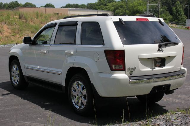 2008 Jeep Grand Cherokee Limited - Sunroof- Nav Mooresville , NC 9