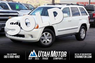 2008 Jeep Grand Cherokee Limited   Orem, Utah   Utah Motor Company in  Utah