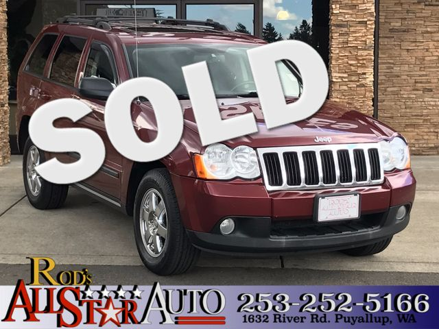 2008 Jeep Grand Cherokee Laredo 4WD The CARFAX Buy Back Guarantee that comes with this vehicle mea