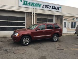 2008 Jeep Grand Cherokee Limited  city MA  Baron Auto Sales  in West Springfield, MA