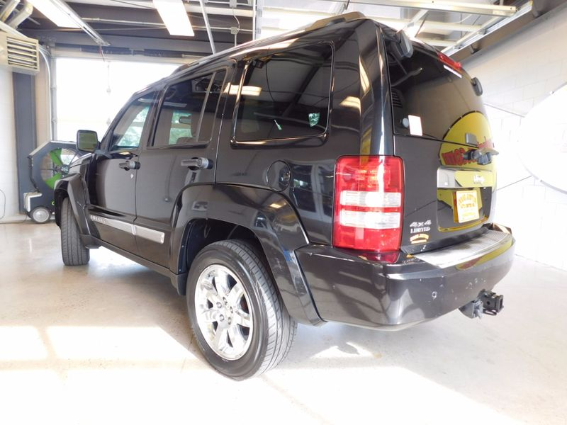 2008 Jeep Liberty Limited  city TN  Doug Justus Auto Center Inc  in Airport Motor Mile ( Metro Knoxville ), TN