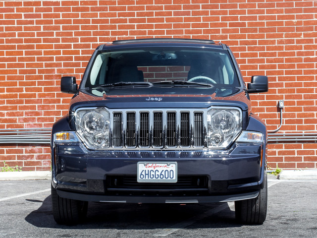 2008 Jeep Liberty Limited Burbank, CA 2