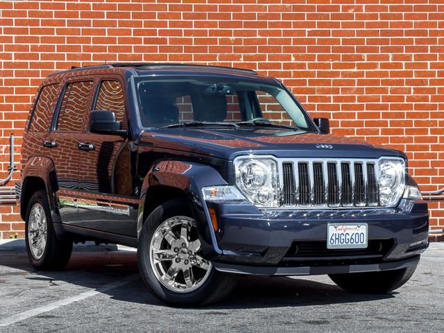 2008 Jeep Liberty Limited Burbank, CA 1
