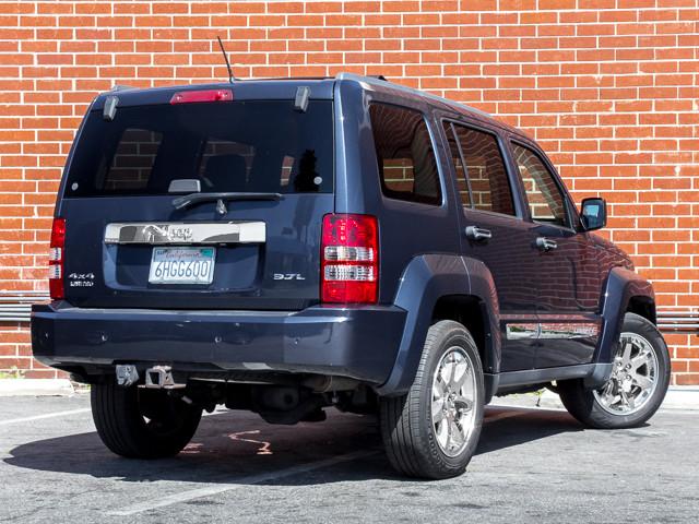 2008 Jeep Liberty Limited Burbank, CA 6