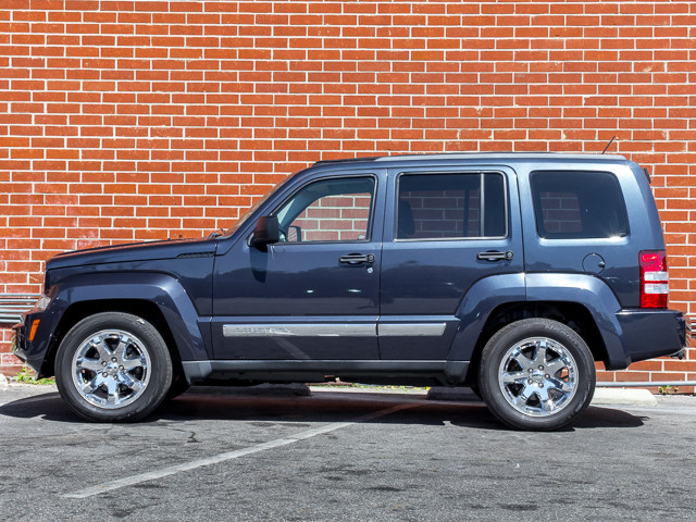 2008 Jeep Liberty Limited Burbank, CA 5