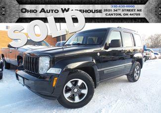 2008 Jeep Liberty Sport 4x4 Sunroof V6 Clean Carfax We Finance   Canton, Ohio   Ohio Auto Warehouse LLC in  Ohio