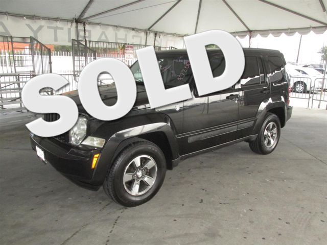2008 Jeep Liberty Sport This particular Vehicles true mileage is unknown TMU Please call or e-