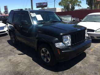 2008 Jeep Liberty Sport AUTOWORLD (702) 452-8488 Las Vegas, Nevada 2