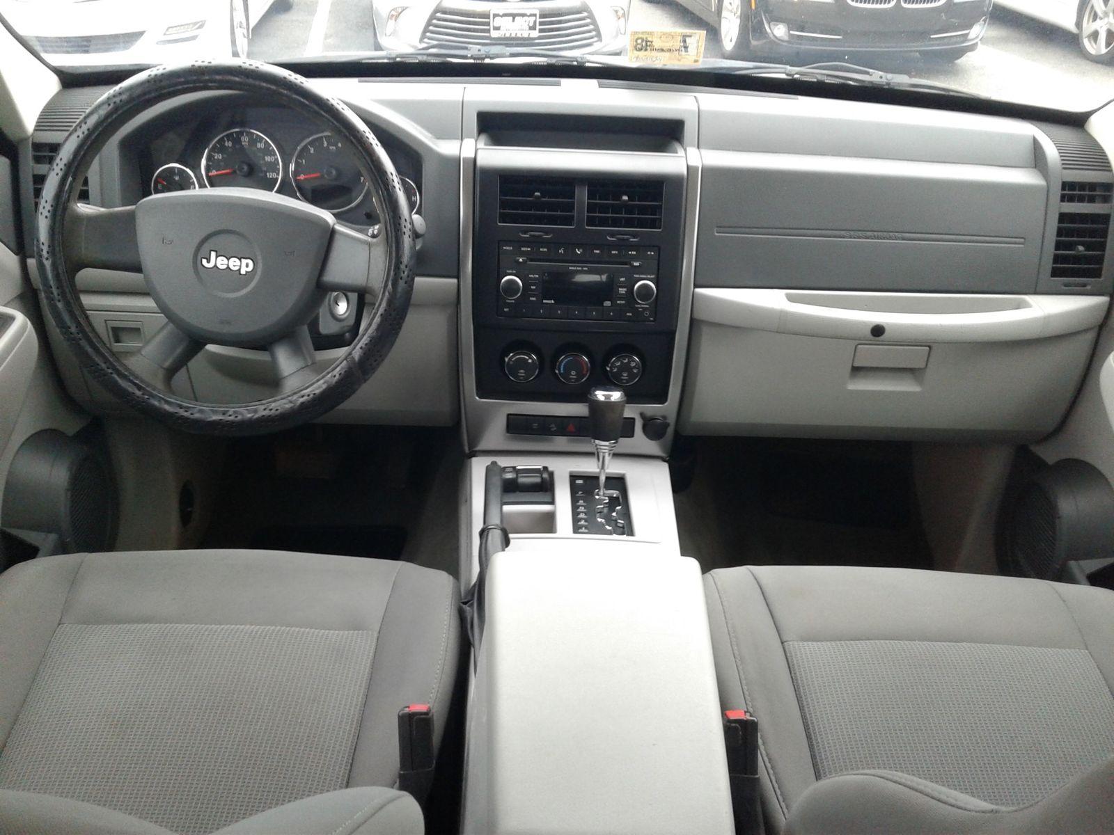 2008 jeep liberty sport 4x4 city virginia select automotive (va)