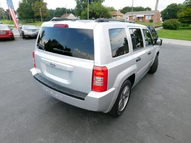 2008 Jeep Patriot Sport Ephrata, PA 3