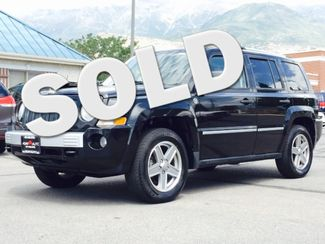 2008 Jeep Patriot Limited LINDON, UT