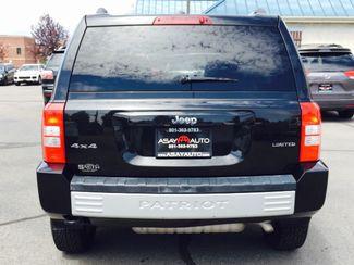 2008 Jeep Patriot Limited LINDON, UT 3