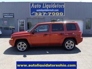 2008 Jeep Patriot Sport | North Ridgeville, Ohio | Auto Liquidators in North Ridgeville Ohio