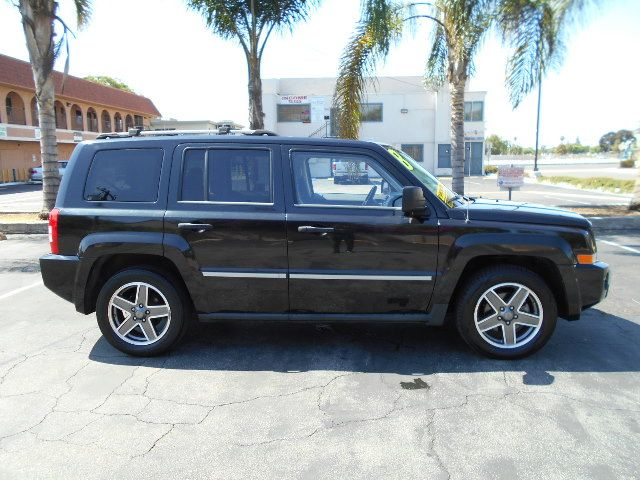 2008 JEEP PATRIOT LIMITED
