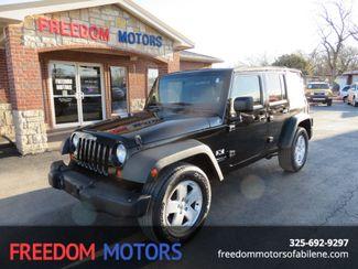 2008 Jeep Wrangler Unlimited X | Abilene, Texas | Freedom Motors  in Abilene,Tx Texas