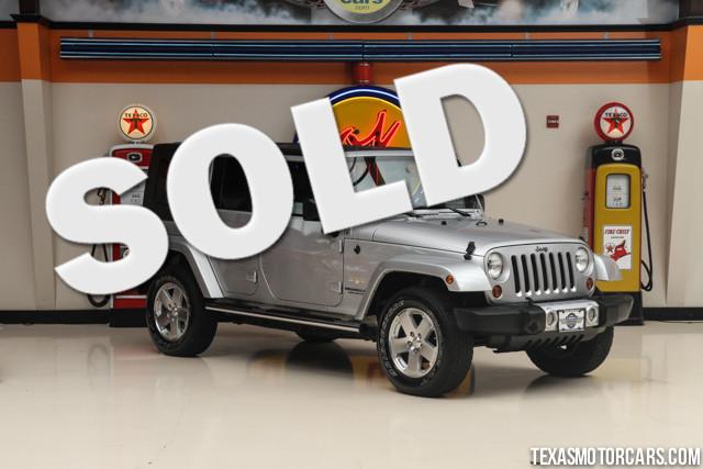 2008 Jeep Wrangler Unlimited Sahara This 2008 Jeep Wrangler Unlimited Sahara 4x4 is in great shape