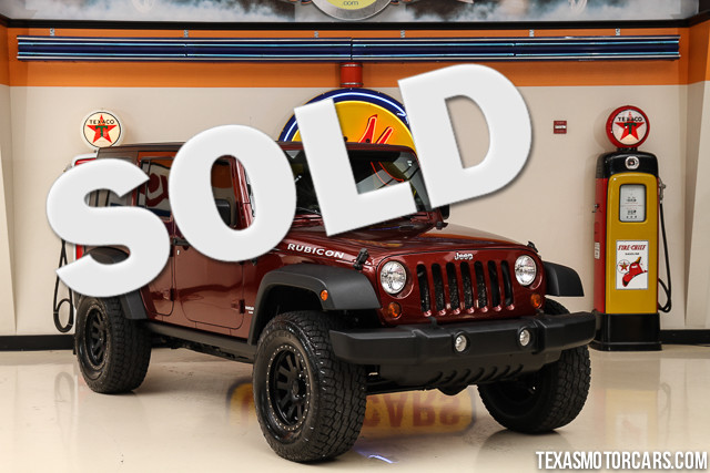 2008 Jeep Wrangler Unlimited Rubicon This Clean Carfax 2008 Jeep Wrangler Unlimited Rubicon is in