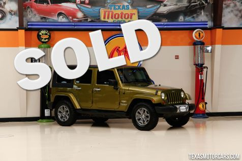 2008 Jeep Wrangler Unlimited Sahara in Addison