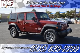 2008 Jeep Wrangler Unlimited X-[ 2 ]