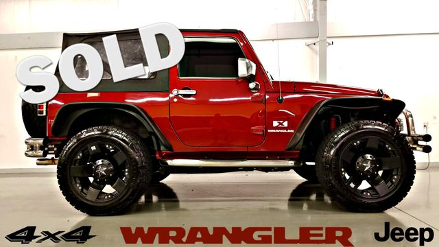 2008 Jeep Wrangler automatic LIFTED 4x4 CUSTOM | Palmetto, FL | EA Motorsports in Palmetto FL