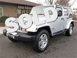 2008 Jeep Wrangler Unlimited Sahara Bend, Oregon